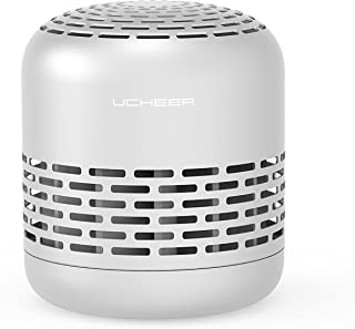 UCheer Cordless 15x Performance of Active Charcoal Patented Air Purification Tech Formaldehyde Remover Odor Eliminator for Closet Fridge Locker Smell Air Purifying Decade-Long Life