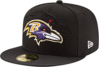 New Era Baltimore Ravens 2016 Official NFL Sideline 59fifty Fitted Cap Mens
