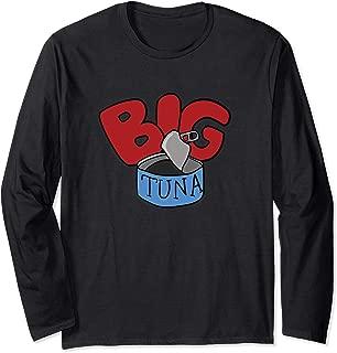 Big Tuna Long Sleeve Tshirt Paper Company