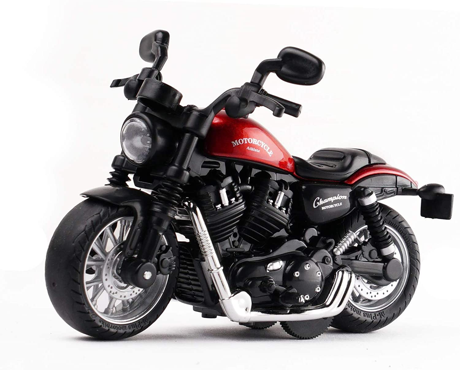 Mini Motorcycle Toy with New product!! Light Model and Music Toys Trust