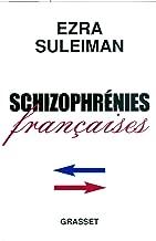 Schizophrénies françaises (Essais Etranger) (French Edition)