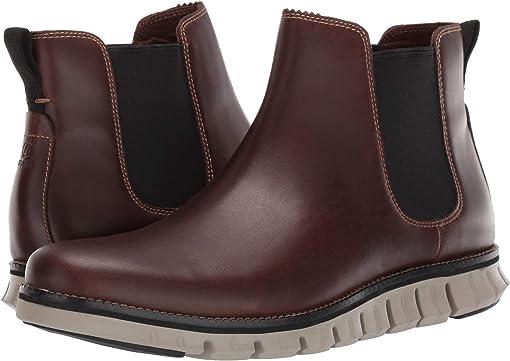 Waterproof Bourbon Leather/Hawthron