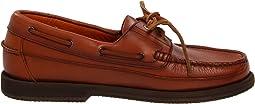 Rust Smooth Leather (Hazelnut)