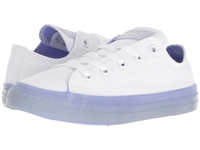 8ef2dc69fb Converse Kids Chuck Taylor® All Star® Jelly Ox (Little Kid/Big Kid ...