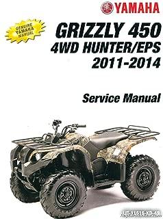 2008 yamaha grizzly 450 service manual