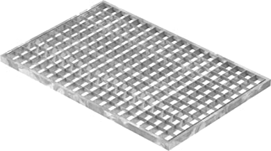 MEA Gitterrost Normrost verzinkt 600x400x20 mm 30//30