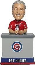 BHOF Pat Hughes Chicago Cubs 2016 World Series Talking Bobblehead MLB