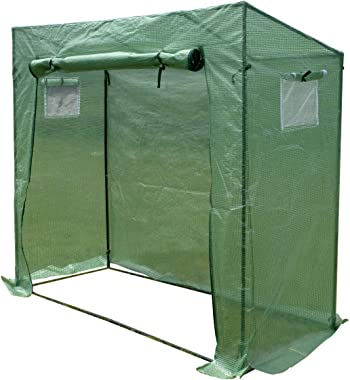 GOJOOASIS Portable Garden Tomato Greenhouse Plants Shed Hot House for Indoor and Outdoor (#78)