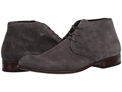 John Varvatos Seagher Chukka Boot (Coal) Men