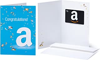 Amazon.com Gift Card in a Greeting Card (Various Designs)