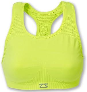 Zensah Seamless Sports Bra - Best Sports Bra for Running