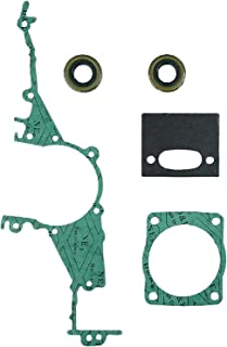 EngineRun Gasket Kit Oil Seals Set fits for Husqvarna Partner Active Concrete Cut-Off Saw OEM 506290504 Ships from The USA. K 950 506 29 05-04