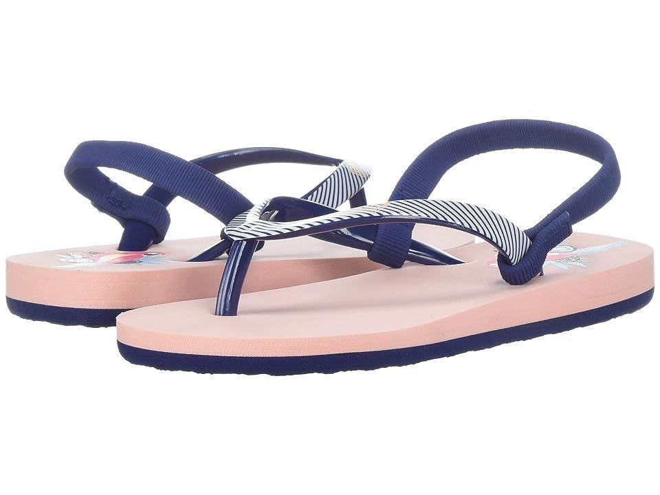 Roxy Kids Pebbles VI (Toddler) (Peach Cream) Girls Shoes