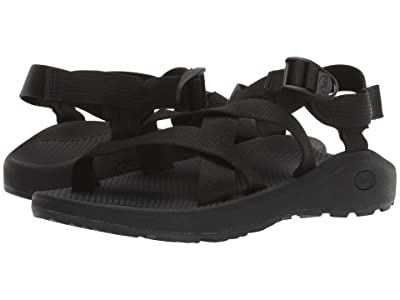 Chaco Banded Z/Cloud (Solid Black) Men