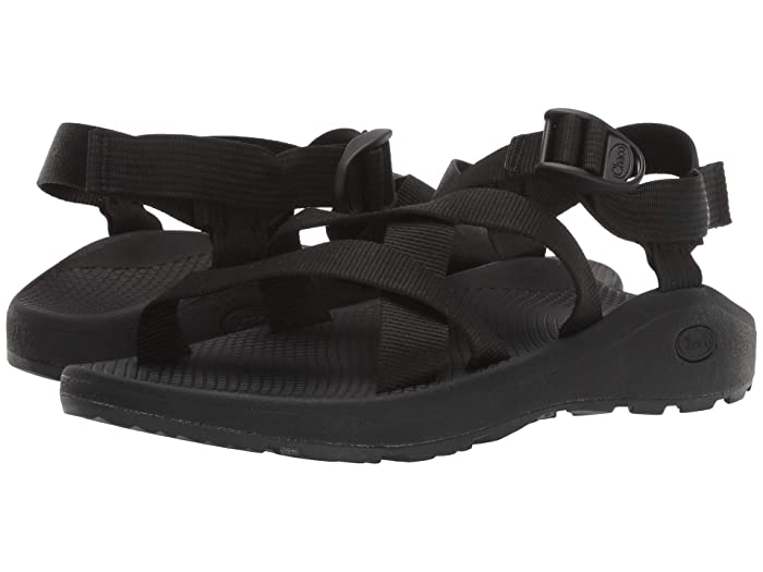 Chaco  Banded Z/Cloud (Solid Black) Mens Shoes