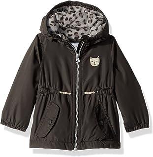 Carter's Baby Girls' Midweight Fleece-Lined Jacket Coat