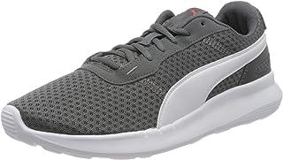 PUMA ST Activate CASTLEROCK-Puma White-Hot Co Moda Ayakkabılar Erkek