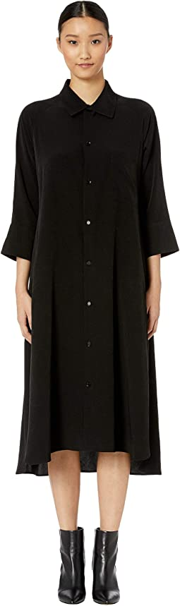 U-Long Shirtdress