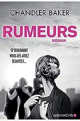 Rumeurs Paperback