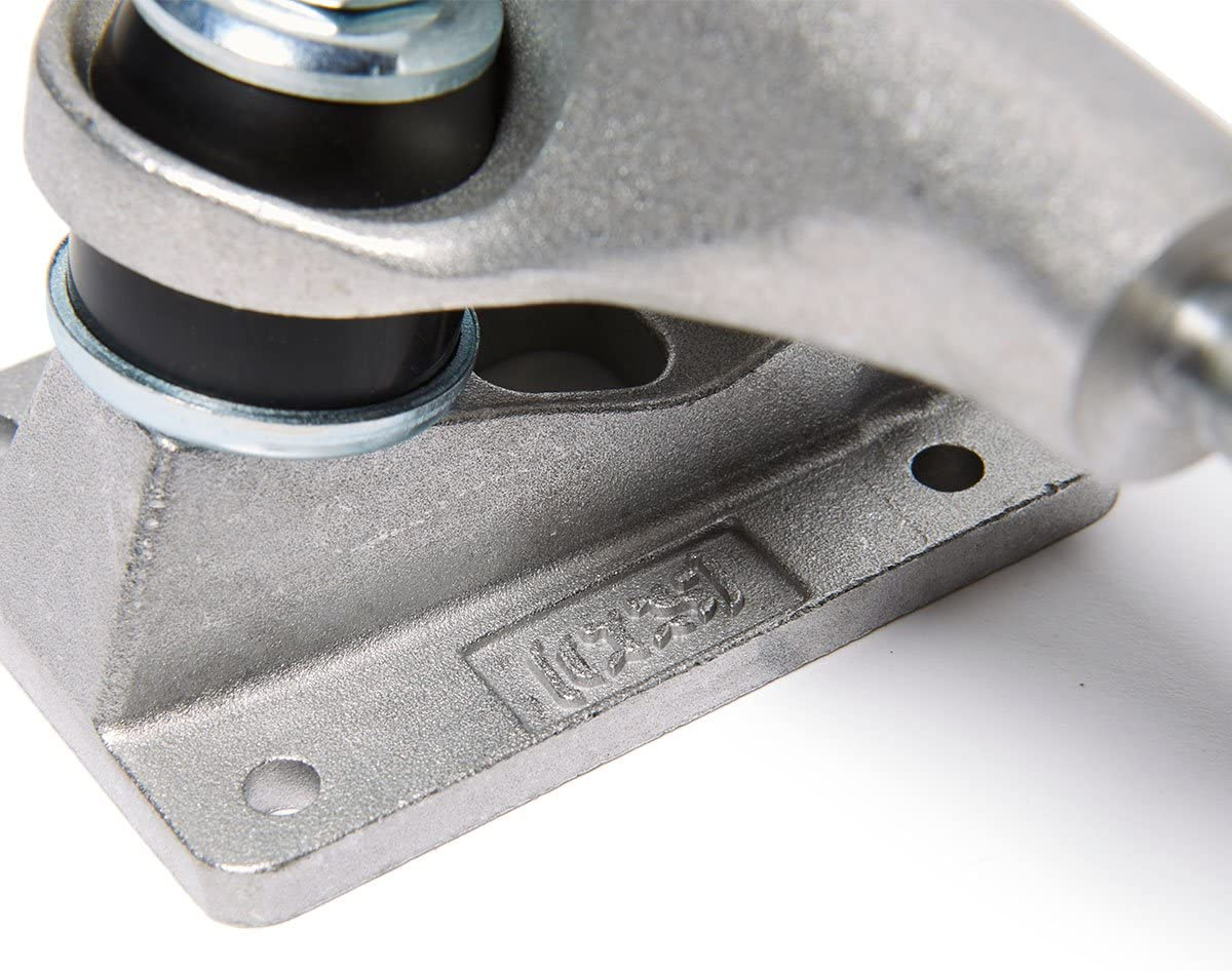129 mm 139 mm Schwarz//Raw 149 mm CCS Skateboard-Achse