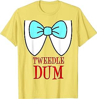 Tweedle Dum Costume T-Shirt