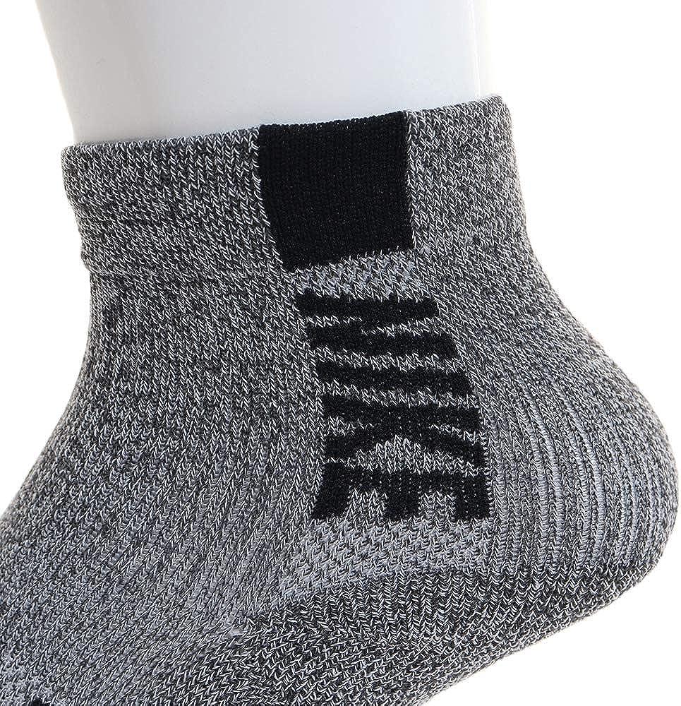Nike unisex-adult Unisex Nike Multiplier Running Ankle Socks (2 Pair)