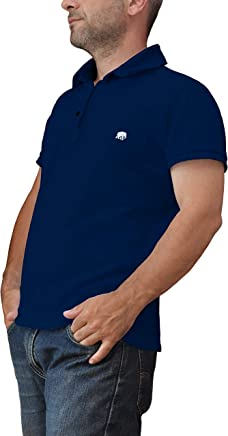 Loud Universe Selections Polo Tshirt Short Sleeves Navy Blue X Large