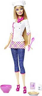 Barbie I Can Be Chef Doll