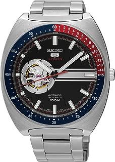 Sports 100M Retro Automatic Open Heart Watch SSA329K1