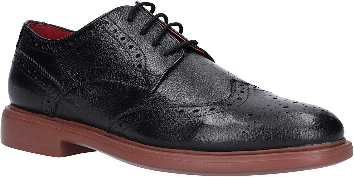 Lambretta Mens Spencer Brogue Lace shoes