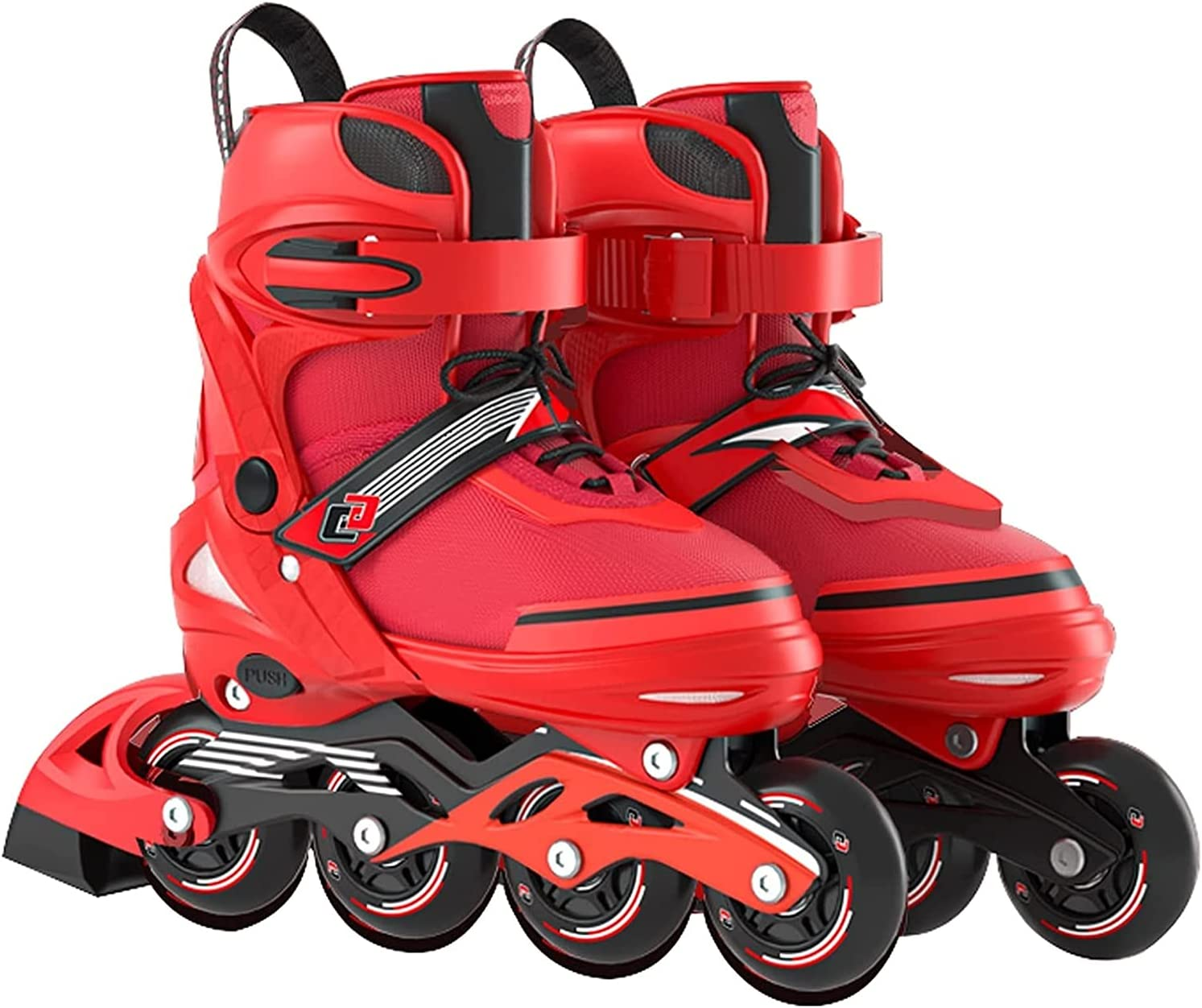CAIFENG Over item handling Adjustable Inline Skates for Roll Outdoor Indoor Kids Bombing free shipping