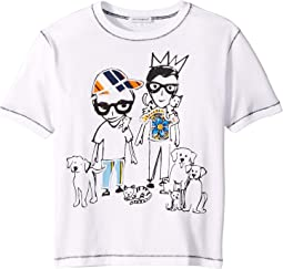 Stylist T-Shirt (Toddler/Little Kids)