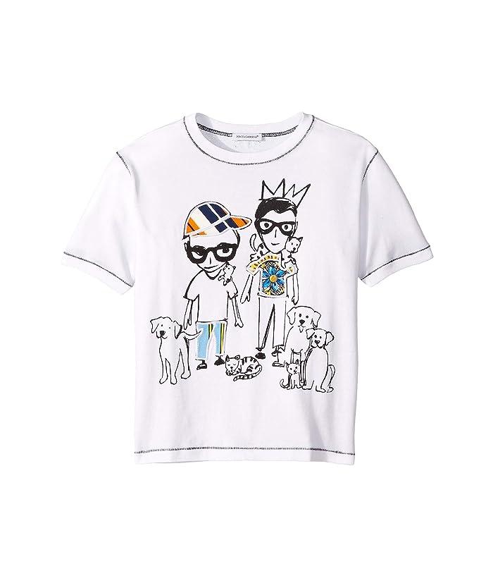Shirt (Toddler/Little Kids) White
