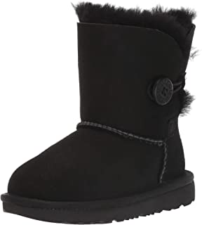 UGG Kids T Bailey Button II Fashion Boot