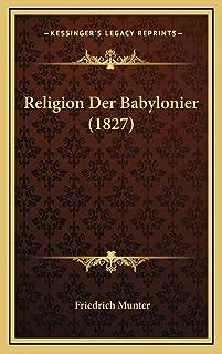 Religion Der Babylonier (1827)