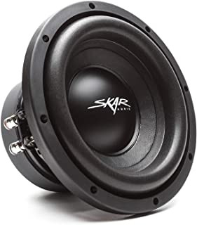 "Skar Audio SDR-8 D4 8"" 700 Watt Max Power Dual 4 Ohm Car Subwoofer photo"