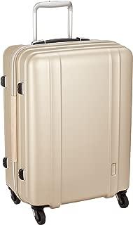 [シフレ] ジッパーハードスーツケース 超軽量 ゼログラ ZEROGRA ZER2088 56cm 保証付 60L 56 cm 2.9kg
