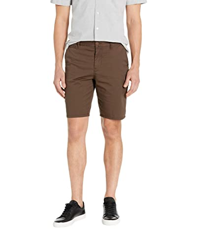 Quiksilver Everyday Union 20 Stretch Shorts (Chocolate Brown) Men