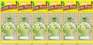 Little Trees Creamy Avocado Air Freshener (Pack of 6)