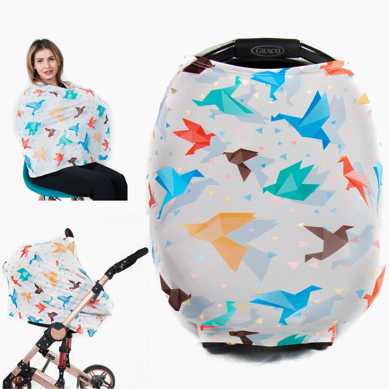 Premium Soft - Baby Car Seat Covers – Nursing Breastfeeding