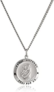Best st anthony medal and chain Reviews