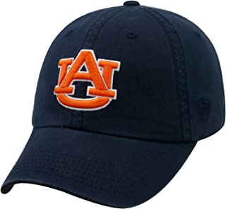differently 59e3c 1f813 Top of the World NCAA Mens College Town Crew Adjustable Cotton Crew Hat Cap