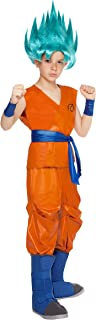 Kids Goku Dragon Ball Super Costume   Officially Licensed
