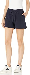 Daily Ritual Amazon Brand Women's Stretch Cotton Knit Twill Easy Short