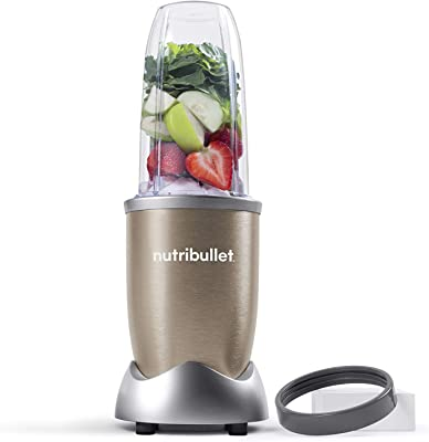 NutriBullet NB9-0507 900w Series Blender, Champagne
