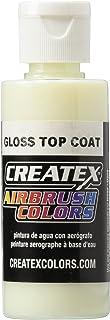 CREATEX Aérographe Colors 5604 Gloss Top Coat
