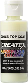 3M Createx Airbrush Top Coat Gloss 2oz (5604-02)
