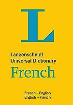 Langenscheidt Universal Dictionary French: English-French / French-English