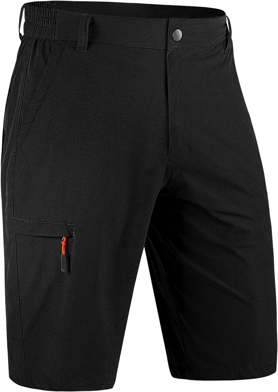 cimkiz Men's Outdoor Quick Dry Golf Casual Max 63% OFF Hiking Shorts Men Dedication for