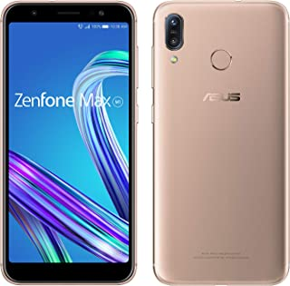 ASUS Zenfone Max M1 ピンクゴールド 【日本正規代理店品】 ZB555KL-GD32S3/A